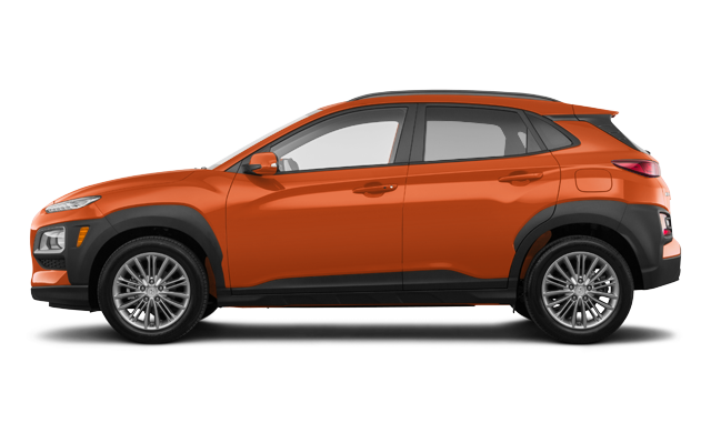 Hyundai Kona LUXURY 2019