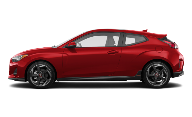 Hyundai Veloster TURBO TECH 2019