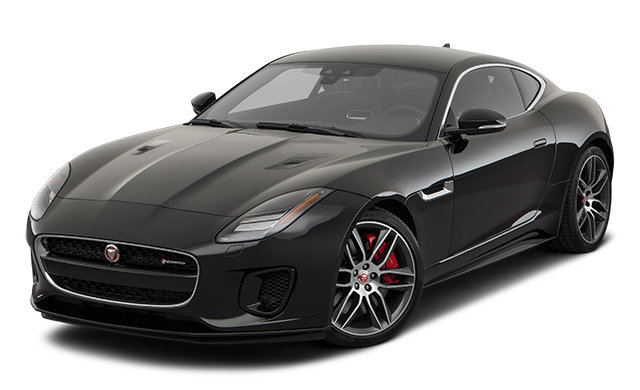 Jaguar F-Type R-DYNAMIC AWD 2019 - 1