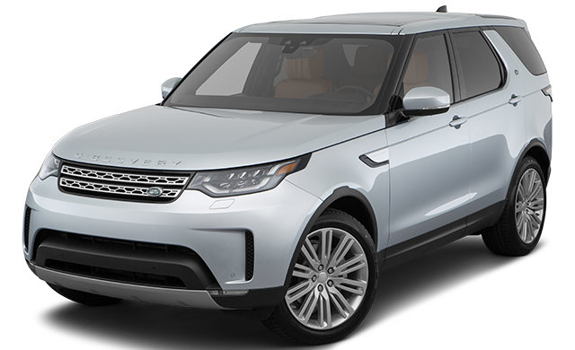 Land Rover Discovery HSE LUXURY 2019 - 2