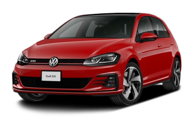 Volkswagen Golf GTI 5-door Autobahn 2019 - 2