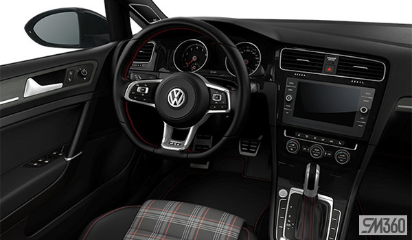2019 Volkswagen Golf GTI 5-door Rabbit