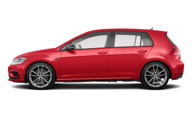 Volkswagen Golf R BASE R 2019