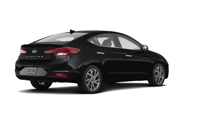 Hyundai Elantra LUXURY 2020