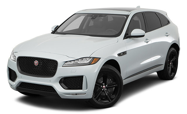 Jaguar F-Pace CHECKERED FLAG 2020 - 2