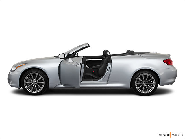Infiniti G Cabriolet 2011