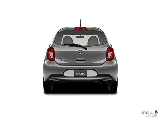 Nissan Micra S 2016