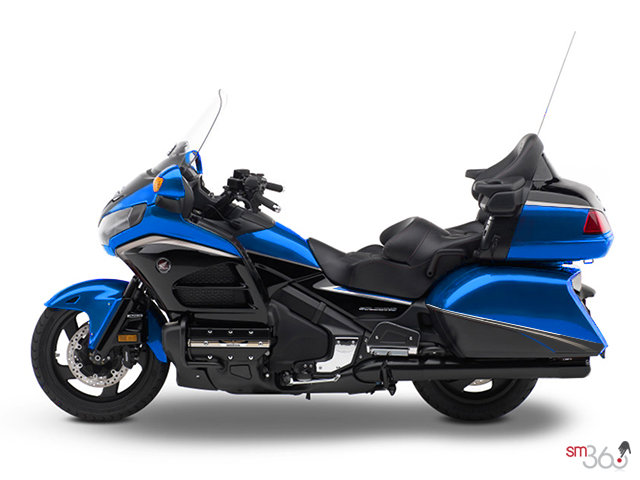 2017 honda gold wing abs starting at 29904 0 team honda in milton. Black Bedroom Furniture Sets. Home Design Ideas