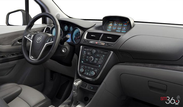 2016 Buick Encore PREMIUM | Photo 3 | Titanium Leather
