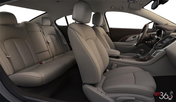 2016 Buick LaCrosse BASE | Photo 2 | Cocoa/Light Neutral Cloth/Leatherette