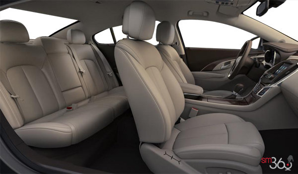 2016 Buick LaCrosse LEATHER | Photo 2 | Cocoa/Light Neutral Leather