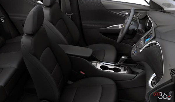 2016 Chevrolet Malibu LS | Photo 1 | Jet Black Premium Cloth