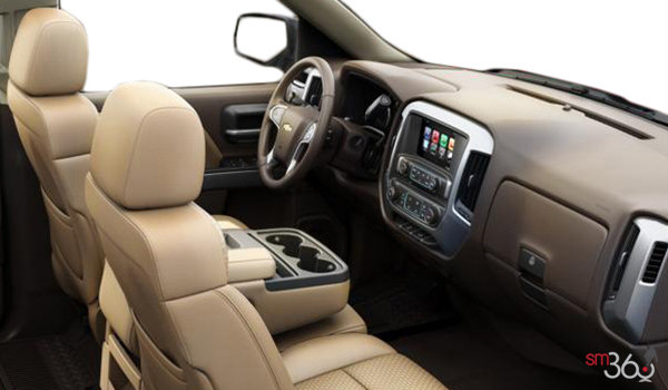 2016 Chevrolet Silverado 1500 LT Z71 | Photo 1 | Cocoa/Dune Cloth