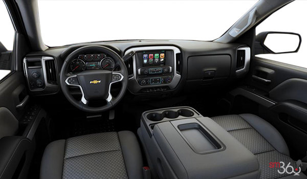 2016 Chevrolet Silverado 1500 LT Z71 | Photo 3 | Dark Ash/Jet Black Cloth