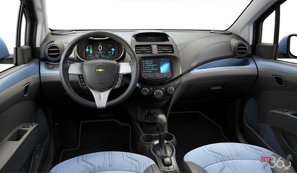 2016 Chevrolet Spark Ev 1LT | Photo 3 | Electric Blue Cloth