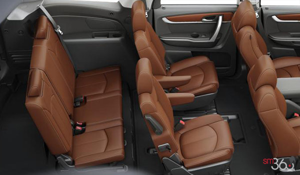2016 Chevrolet Traverse 2LT | Photo 2 | Ebony/Saddle Leather