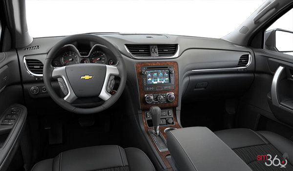 2016 Chevrolet Traverse 2LT | Photo 3 | Ebony Premium Cloth