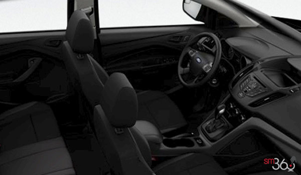 2016 Ford Escape S | Photo 1 | Charcoal Black Cloth