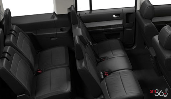 2016 Ford Flex SEL | Photo 2 | Charcoal Black Two-Tone Leather