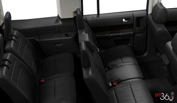 2016 Ford Flex SEL | Photo 2 | Charcoal Black Leather