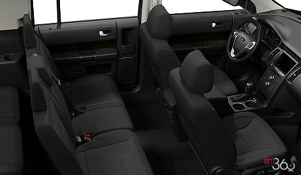2016 Ford Flex SEL | Photo 1 | Charcoal Black Cloth
