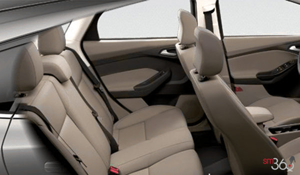 2016 Ford Focus electric BASE | Photo 2 | Medium Light Stone Cloth