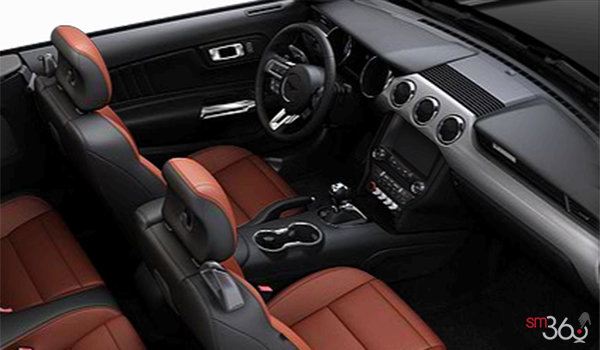 2016 Ford Mustang Convertible EcoBoost Premium | Photo 1 | Dark Saddle Leather