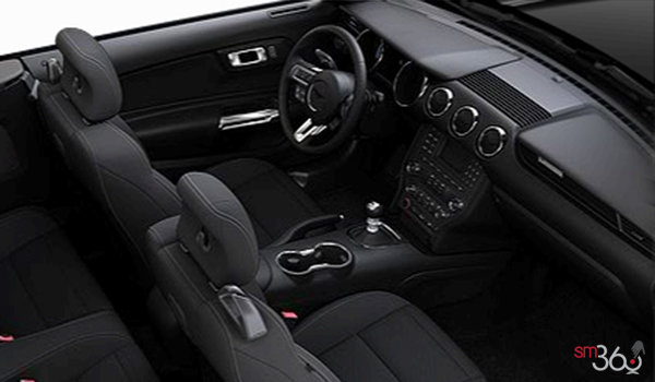 2016 Ford Mustang convertible V6 | Photo 1 | Ebony Cloth
