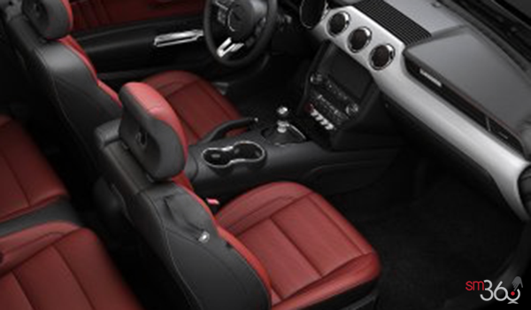 2016 Ford Mustang EcoBoost Premium | Photo 1 | Red Line Premium Leather