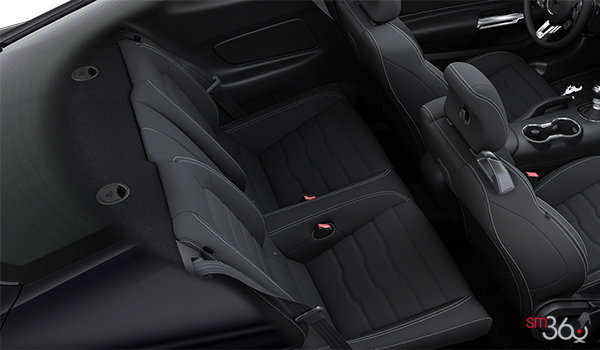 2016 Ford Mustang EcoBoost | Photo 2 | Ebony Unique Cloth