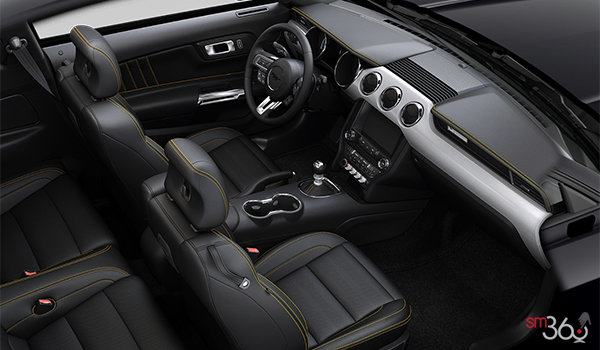 2016 Ford Mustang GT Premium | Photo 1 | Yellow Jacket/Ebony Premium Leather