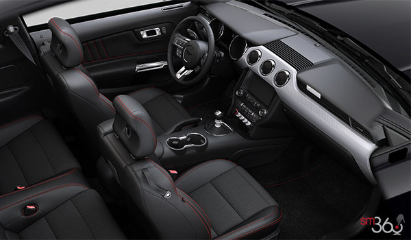 2016 Ford Mustang GT Premium | Photo 1 | Ebony Leather/Miko