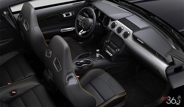 2016 Ford Mustang GT Premium | Photo 1 | Yellow Jacket/Ebony Recaro Leather