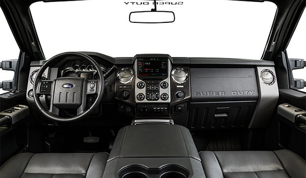 2016 Ford Super Duty F-350 LARIAT | Photo 3 | Black Premium Leather