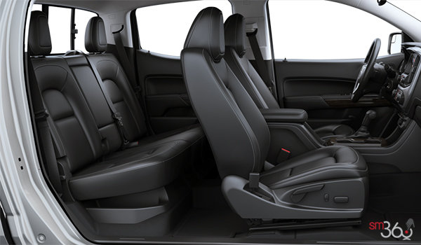 2016 GMC Canyon SLT | Photo 2 | Jet Black Leather