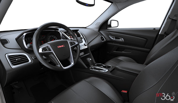 2016 GMC Terrain SLT | Photo 1 | Jet Black Perforated Leather
