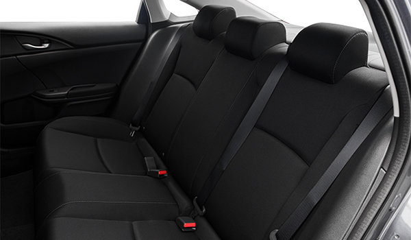 2016 Honda Civic Sedan DX | Photo 2 | Black Fabric