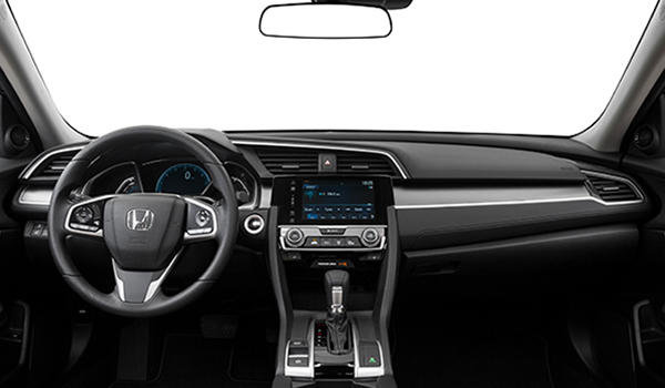 2016 Honda Civic Sedan EX-SENSING | Photo 3 | Black Fabric