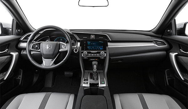 2016 Honda Civic Coupe EX-T | Photo 3 | Grey Fabric