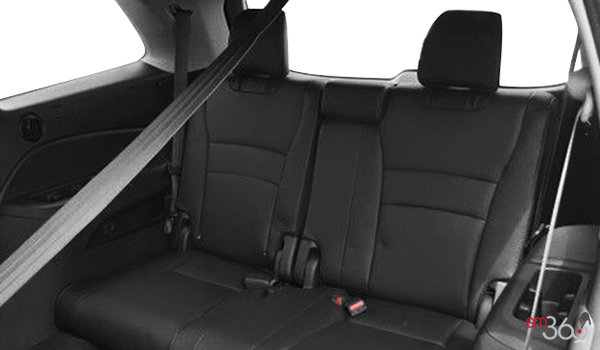 2016 Honda Pilot EX-L NAVI | Photo 2 | Black Leather