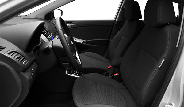 2016 Hyundai Accent 5 Doors GLS | Photo 1 | Black Premium Cloth