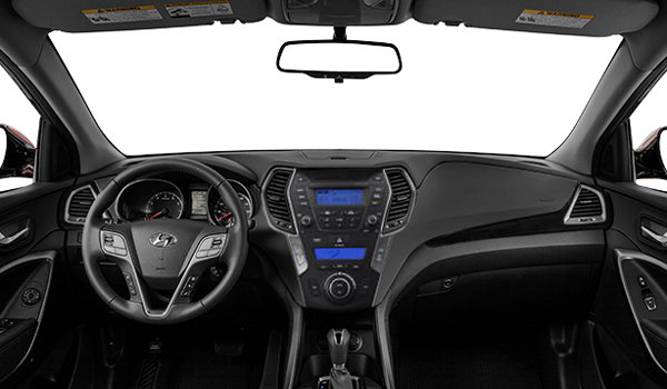 2016 Hyundai Santa Fe XL PREMIUM | Photo 3 | Black Cloth