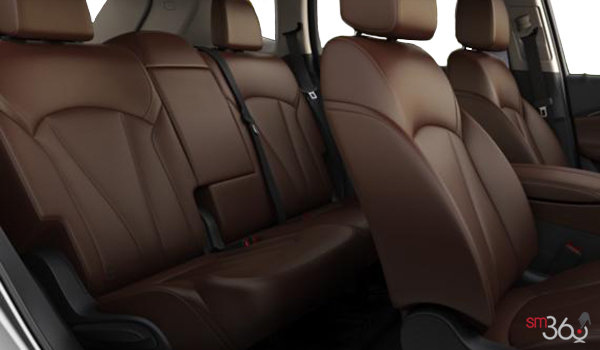 2017 Buick Envision Premium II | Photo 2 | Chestnut Brown/Ebony Accent Perforated Leather