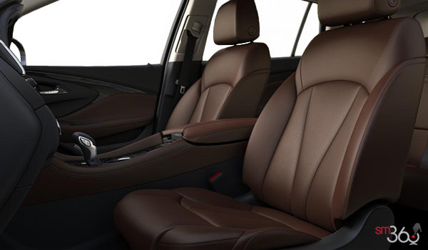 2017 Buick Envision Premium II | Photo 1 | Chestnut Brown/Ebony Accent Perforated Leather