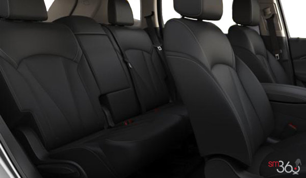 2017 Buick Envision Premium II | Photo 2 | Ebony/Ebony Accent Perforated Leather