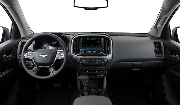 2017 Chevrolet Colorado Z71 | Photo 3 | Jet Black Cloth and Leatherette