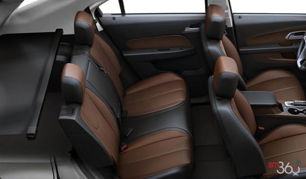 2017 Chevrolet Equinox PREMIER | Photo 2 | Saddle Up/Jet Black Perforated Leather