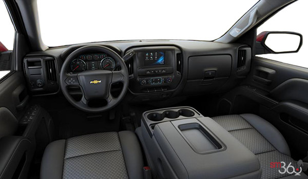 2017 Chevrolet Silverado 1500 LS | Photo 3 | Dark Ash/Jet Black Cloth