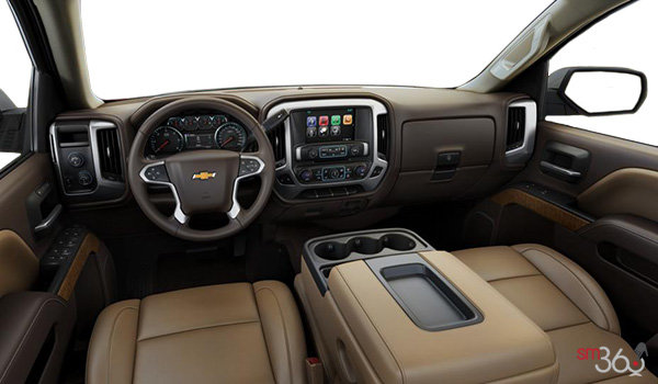 2017 Chevrolet Silverado 1500 LTZ | Photo 3 | Cocoa/Dune Leather