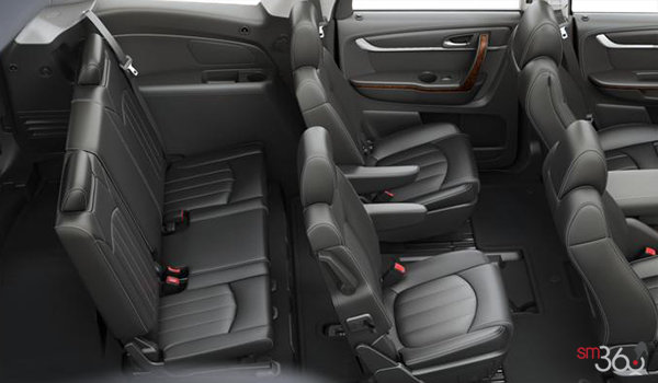 2017 Chevrolet Traverse PREMIER | Photo 2 | Ebony Perforated Leather